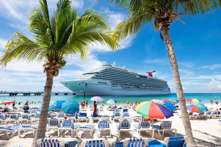 Cruises bring a lot of money into local economies