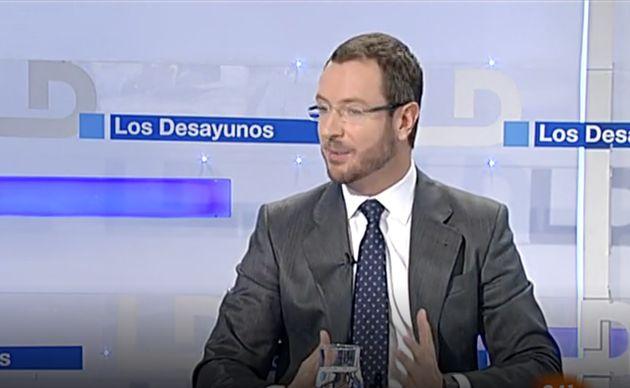 Javier Maroto, en 'Los Desayunos' en