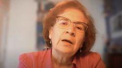 A Margarita del Val, del CSIC, le bastan cuatro palabras para asustar y desmontar a quienes se saltan las