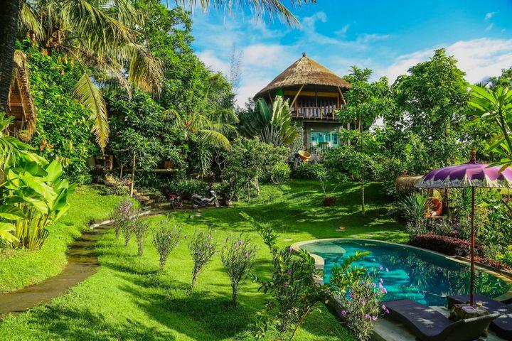 Balian Treehouse, Selemadeg Barat, Bali, Indonesia