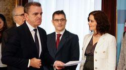 El Delegado del Gobierno en Madrid, ante la