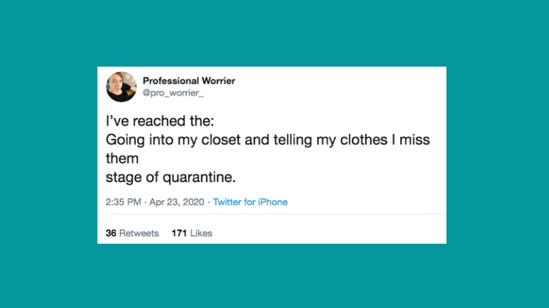 Funny Christmas Tweets 2020 40 Funny Tweets That Sum Up The Various Stages Of Quarantine