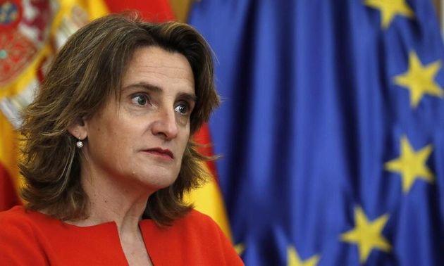 Teresa Ribera, vicepresidenta del Gobierno y ministra para la Transición