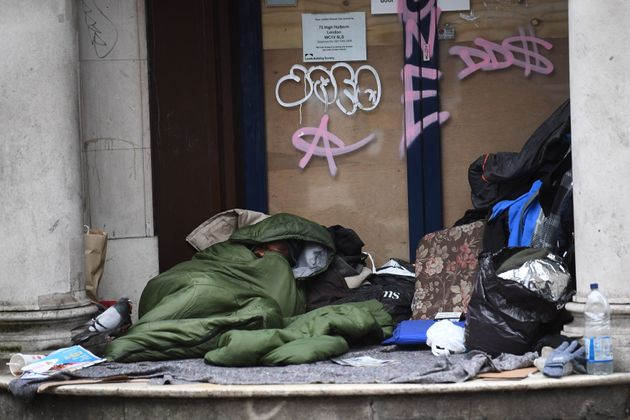 Rough Sleepers Could Return To Streets As Councils Warn Of Funding Shortfall