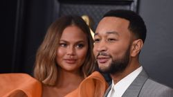 Chrissy Teigen Roasts John Legend Over New Song Lyrics: 'What The