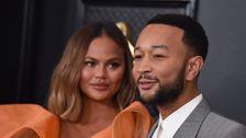 Chrissy Teigen Roasts John Legend Over New Song Lyrics: 'What The F**k?'