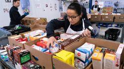 650 000 Québécois ont demandé de l'aide alimentaire depuis le début de la