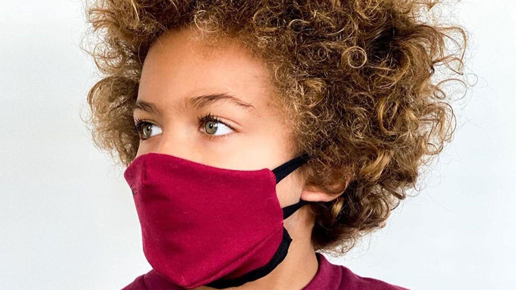 Cute And Comfy Kids' Face Masks Canadian Parents Can Buy