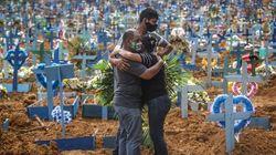 Ni Italia ni España: Brasil es ahora el epicentro de la