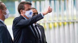 Em reunião com Bolsonaro, governadores apoiam veto a reajuste de