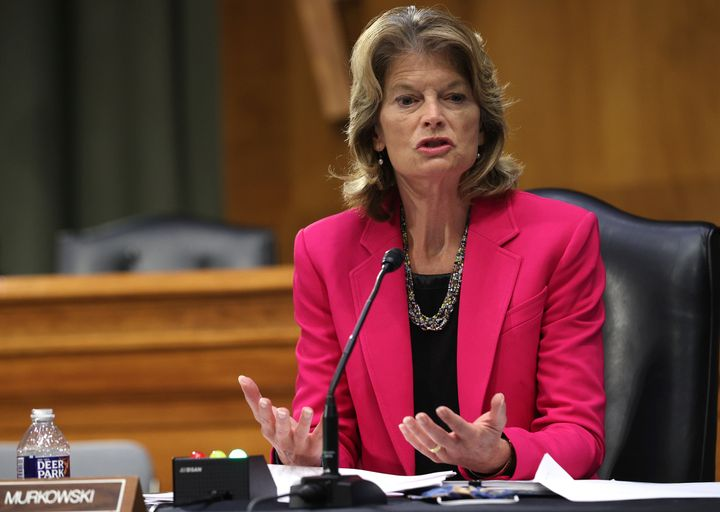 Sen. Lisa Murkowski (R-Alaska) is not happy with the Trump administration's response to tribes amid the pandemic. &ldquo