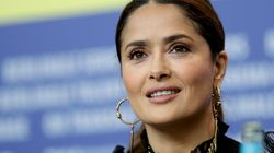 Salma Hayek e outras celebridades se juntam em campanha para combater violência
