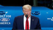 Trump Slammed Online For Praising 'Good Bloodlines' Of Henry Ford