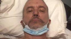 Dan Bigras victime d'un accident de