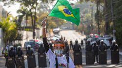 Le Brésil franchit le seuil des 20.000 morts du