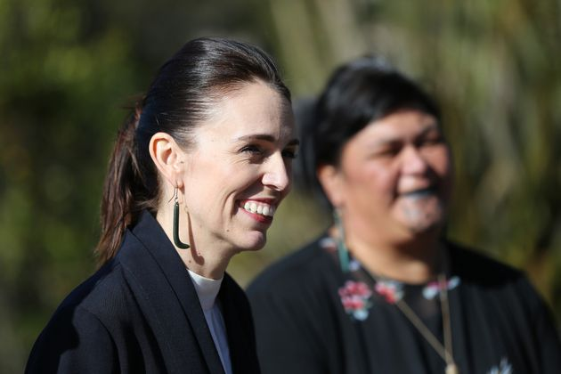 Prime Minister Jacinda Ardern. (Photo by Michael Bradley/Getty