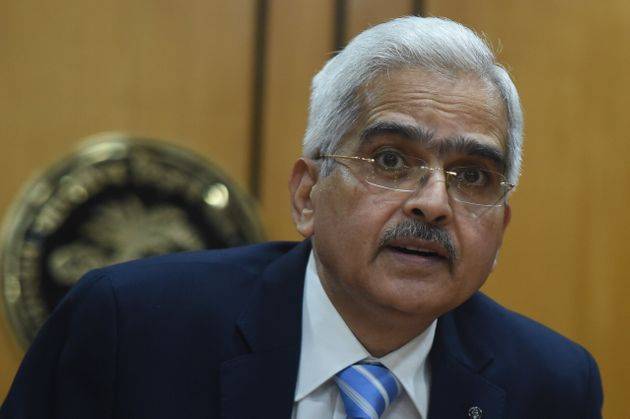 Governor of the Reserve Bank of India (RBI) Shaktikanta