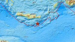 Σεισμός 4,6 Ρίχτερ ανοιχτά της
