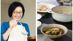 3食を「楽に食べ回す」ために、スープをおすすめしたい。有賀薫さんが目指す、料理のサスティナビリティ