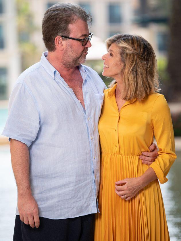 Kate Garraway Reveals Husband Is Free Of Covid-19 But Disease Has 'Wreaked Extraordinary Damage'