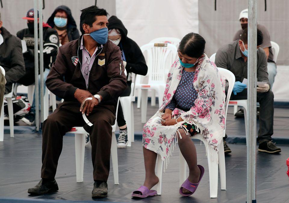 Ασθενής με συμπτώματα...