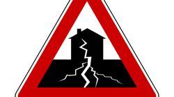 독일 매체가 보도한 한반도 대규모 지진 발생