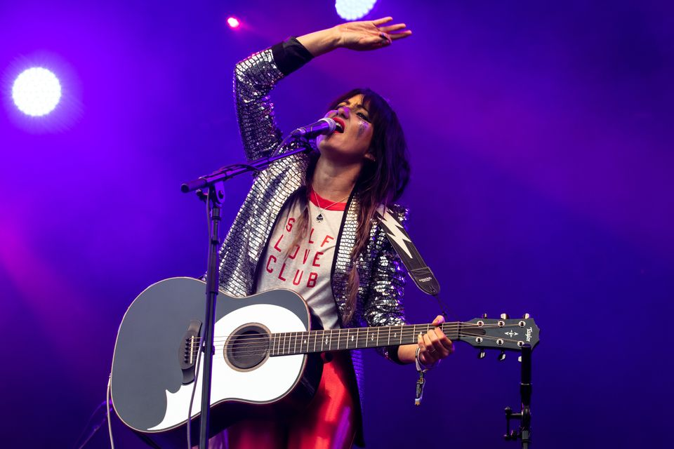 KT Tunstall has called streaming platforms royalties 'criminally wrong' and backs the
