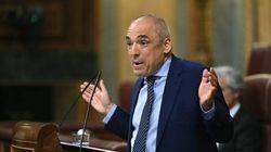 Simancas (PSOE) defiende el pacto con Bildu por la