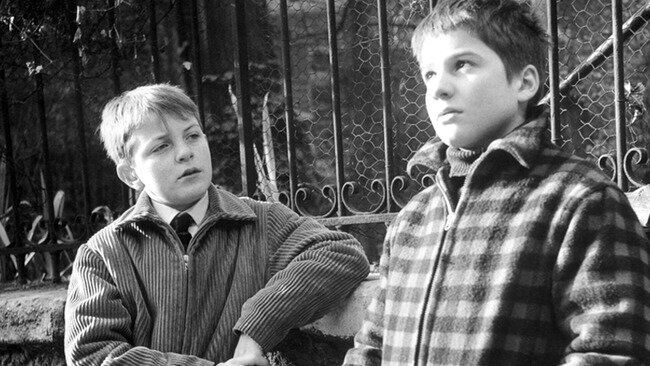 A still from 'The 400 Blows'