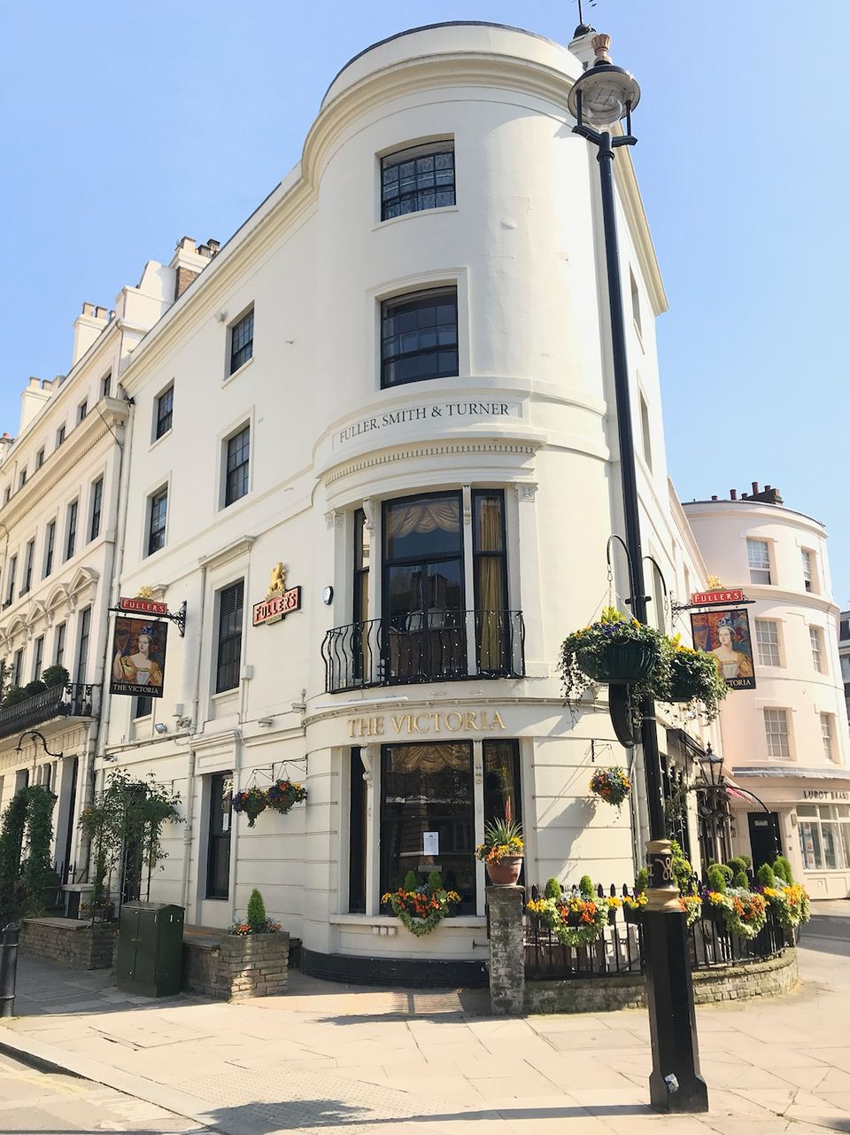 The Victoria Pub in Paddington would have to reduce it's capacity from 150 customers – to