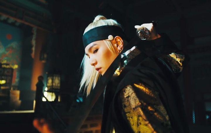 'Daechwita' music video