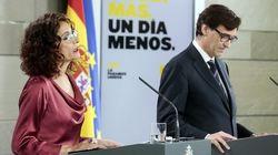 EN DIRECTO: María Jesús Montero y Salvador Illa anuncian qué comunidades pasan de