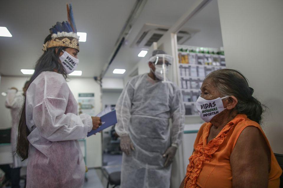 Ιθαγενείς νοσοκόμα...