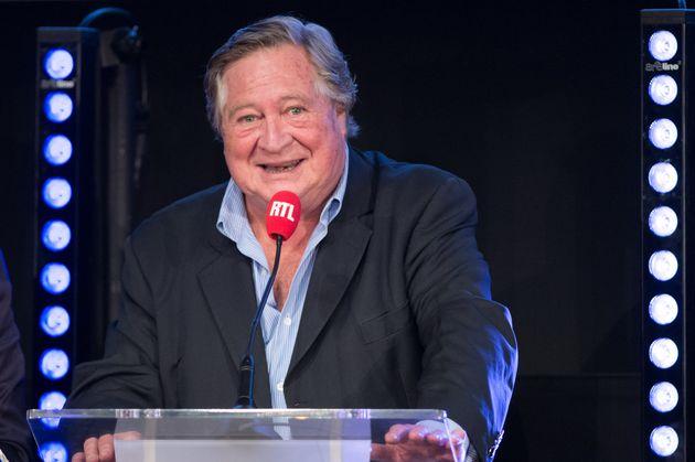 Jacques Pradel était arrivé à RTL en 2010 après avoir passé plusieurs...