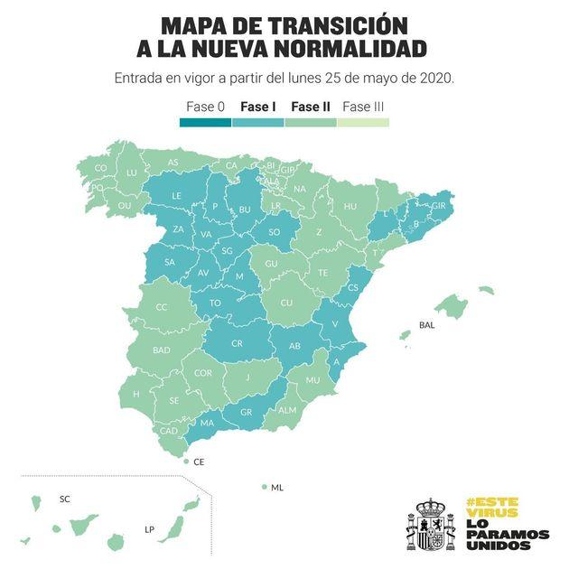 Mapa de la