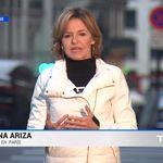 Almudena Ariza comparte lo que le ha ocurrido al ir al médico en París y llama a la