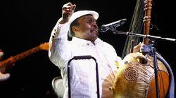 Le chanteur et musicien guinéen Mory Kanté est