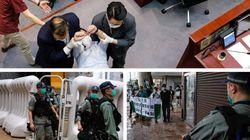 Il mondo dimentica Hong Kong,