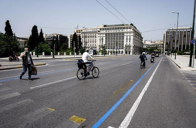 Αθήνα: Σε ποιους δρόμους του κέντρου θα απαγορευτεί η κυκλοφορία οχημάτων λόγω