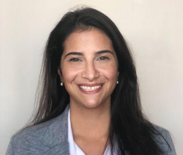 Meryam Haddad était candidate pour le Parti vert du Canada dans Châteauguay—Lacolle...