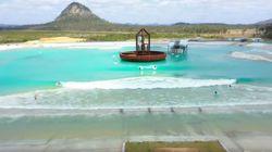 Αυστραλία: Η μεγαλύτερη πισίνα στον κόσμο για σερφ με 2.000 κύματα την