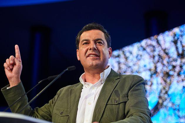 El presidente andaluz vuelve a cargar contra el Gobierno y le piden que no sea