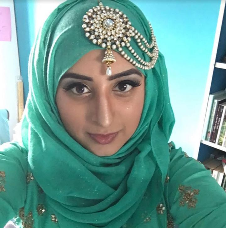 Raisah Ahmed says she will be getting dressed up for Eid despite being in lockdown
