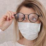 Como evitar que seus óculos fiquem embaçados quando você usa