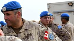 Canadian UN Peacekeeping Falls To Lowest Level Since 1956: