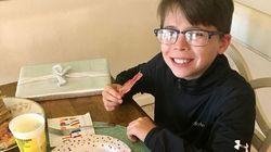 Mi hijo no pudo celebrar su cumpleaños por el coronavirus. Lo que pasó después me dejó sin