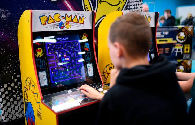 Ο Pac-Man, το πιο δημοφιλές ηλεκτρονικό παιχνίδι στην ιστορία έχει