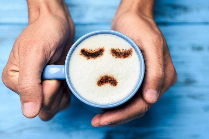 That cup of coffee is supposed to pep you up, but it could end up making you feel worse.