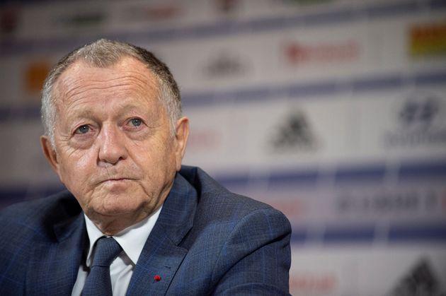 L1: Lyon, Amiens et Toulouse déboutés par la justice (photo: Le président de l'Olympique...