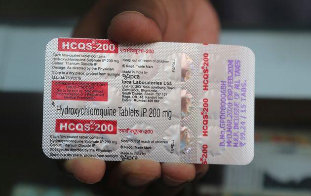 L'hydroxychloroquine pourrait augmenter le risque de